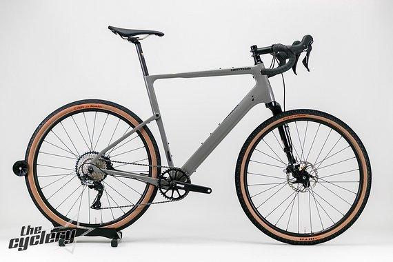 Cannondale Topstone Carbon Lefty 3 Gravel Bike 2021