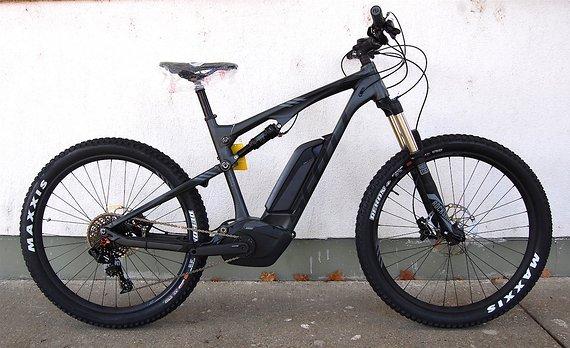 Scott e-genius 730 Plus - Bosch e-bike pedelec - 2018 - NEU
