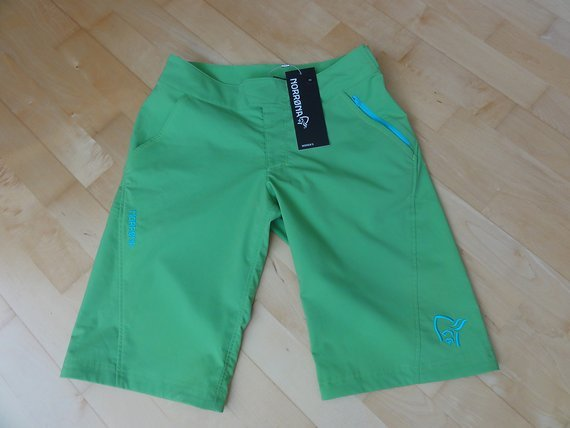 Norrøna /29 Flex1 Shorts Ws/ Damen xs green creed