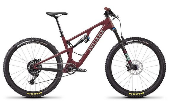 Santa Cruz Furtado 3 C R-Kit Gr S ROT