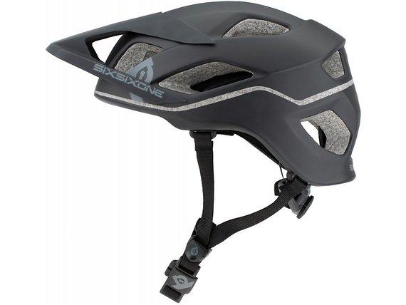 661 SixSixOne EVO AM MIPS All Mountain / Enduro Helm 52-55cm *NEU*