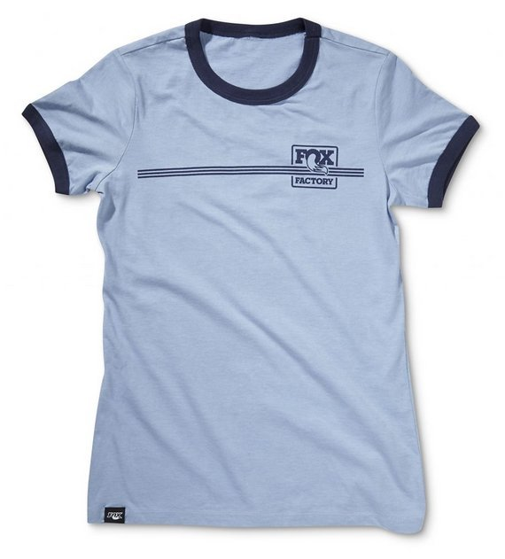Fox WOMEN Heritage Ringer T-Shirt Gr. L *NEU*