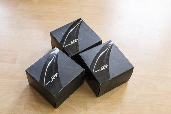 Shimano XT M8000 Antriebsgruppe 2/3 x 11 fach