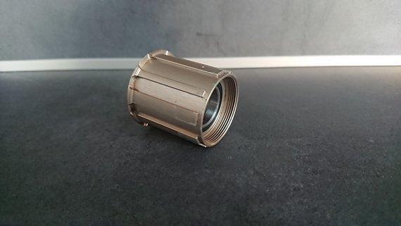Syntace Freilaufkörper Freewheel-Body für Syntace Nabe HiTorque M + MX, Shimano / SRAM