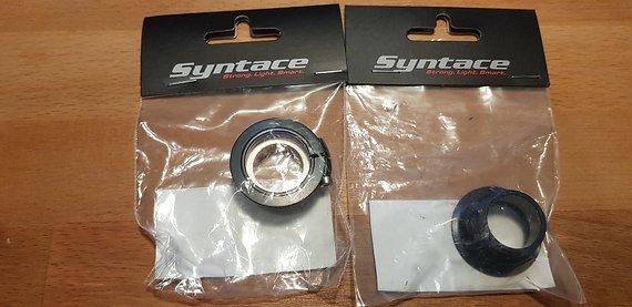 Syntace Cap 116771-10 116672-10 20x110 Achse Neu unbenutzt