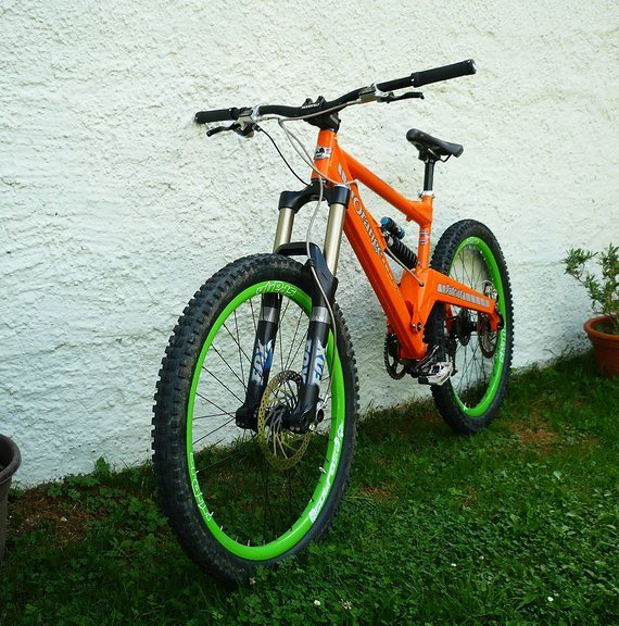 Orange Patriot 66 L MTB Freeride