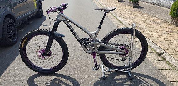 """Evil Bikes Insurgent LB Frameset 27.5"""" 151mm"""
