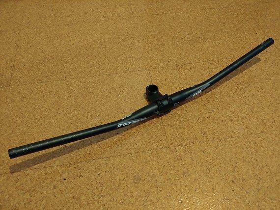 Procraft Lenker / Vorbau Set 780mm + 50mm