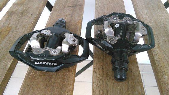 Shimano PD-M530 SPD Klickpedale