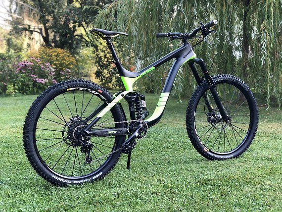 Giant Reign 27,5 Carbon in XL