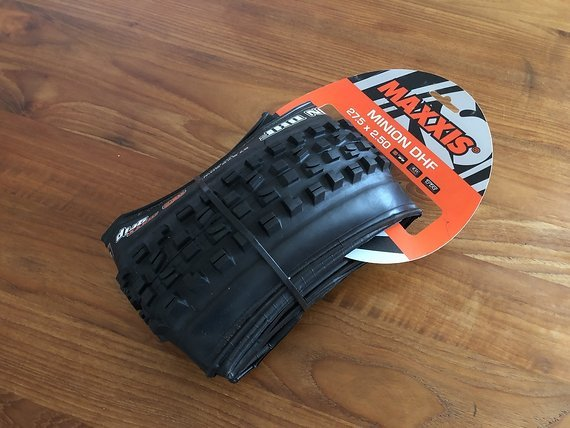 Maxxis Minion DHF EXO TR 27,5 x 2,5 WT 3C Mischung