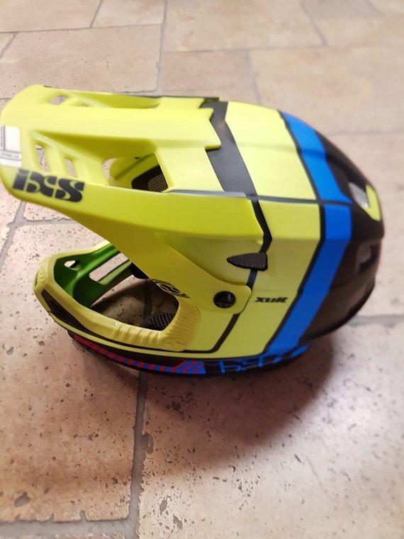 IXS Xult Fullface Helm Gr. M 57-59cm