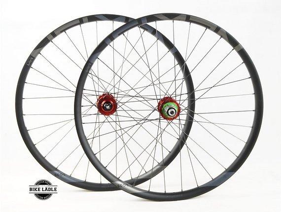 """Newmen Evolution Laufradsatz 27,5""""- 29"""" EG/E.G 35 mit Hope Pro 4 Evo Naben E-Bike / Hybrid / Gravity / Sapim Strong"""
