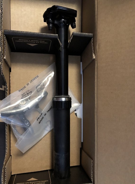 Bontrager Drop Line Dropper 125mm / 31,6mm // Neu