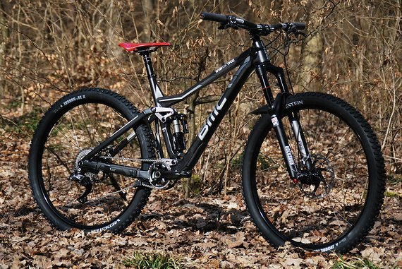 BMC TrailFox TF02 Tuned Custom