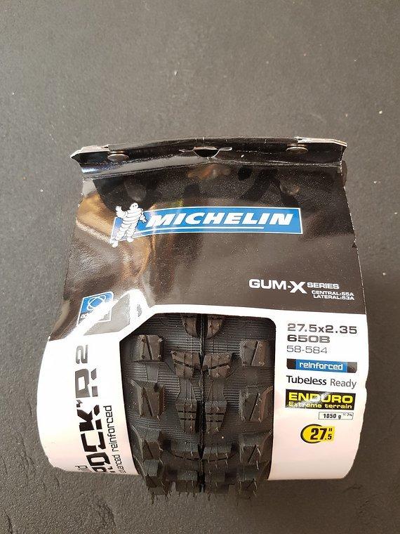 Michelin Wild Rock'R² Advanced Reinforced Gum-X