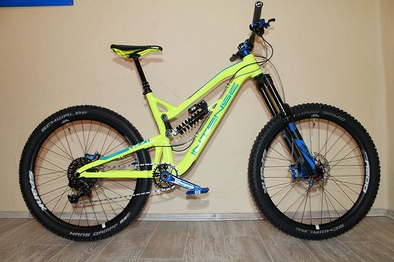 Intense Uzzi 275 Custom