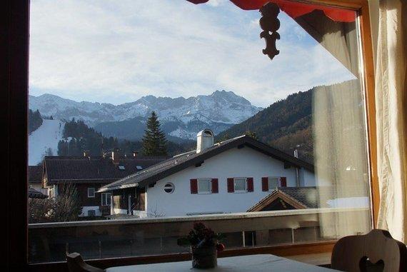 2 Zimmer Ferienwohnung Garmisch-Partenkirchen