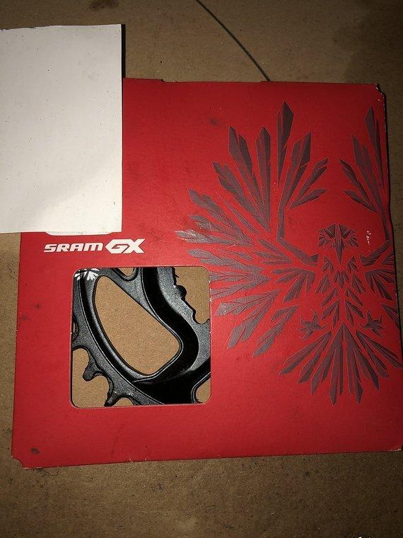 SRAM X-Sync Eagle 32T 6mm Kettenblatt