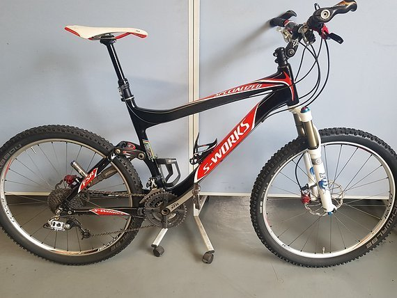 Specialized S-Works Epic FSR fact 10 Carbon Größe L