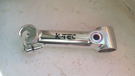 K-Tec 130mm Retro Vorbau