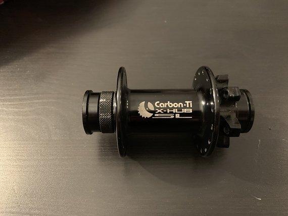 Carbon Ti X-Hub SL 32 Loch
