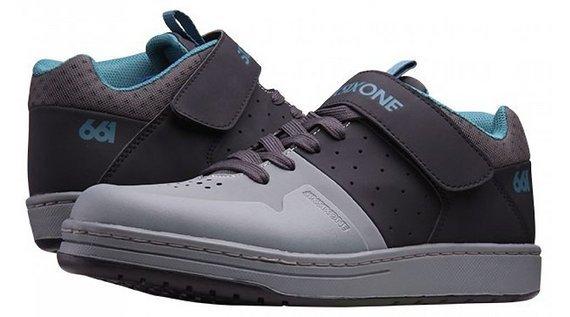 661 SixSixOne Filter SPD Schuhe Gr. 44,5 gray NEU!