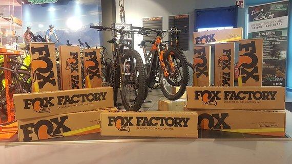 Fox  Racing Shox 2018 FOX Factory Series 36 FLOAT 29 160 HSC, LSC +NEU++NEU++NEU+