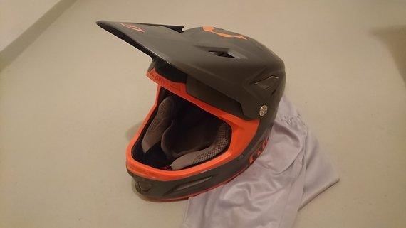 Giro Cipher Fullface Helm XS/S