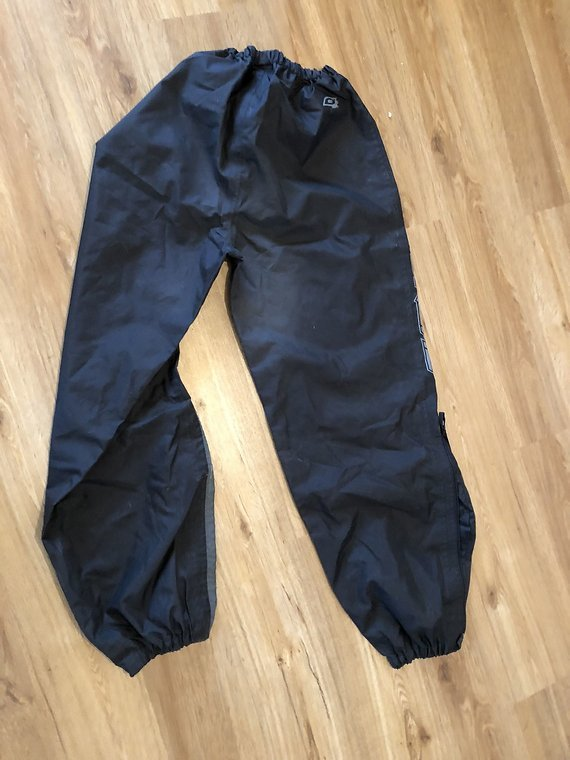 O'Neal Motocross / MTB Hose - Shore II Rain - schwarz Größe L