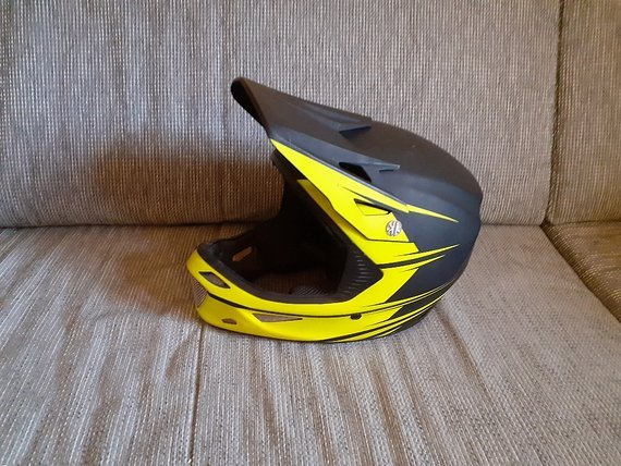 Specialized Dissident Comp black/yellow Medium / gratis Versand
