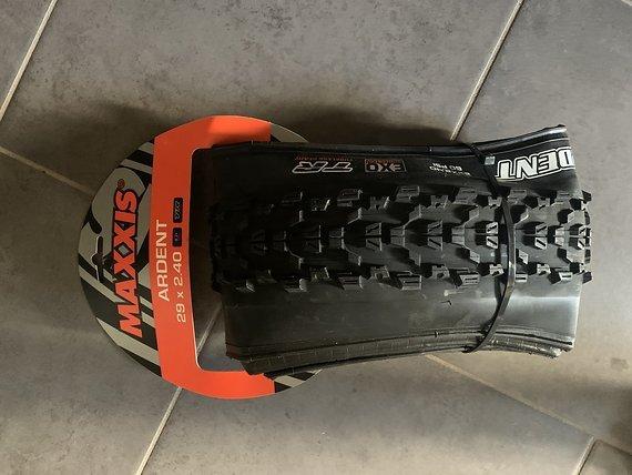 Maxxis Ardent 29 x 2,40 Dual Compound TR EXO – NEU