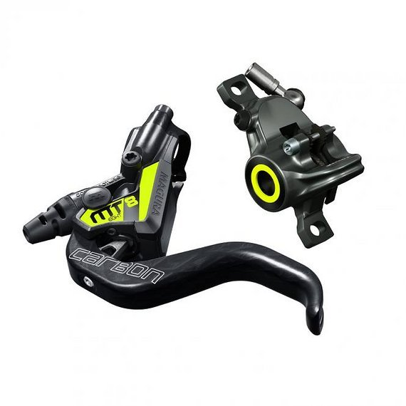 Magura MT8 SL, Neuheit, 1-Finger HC-Carbolay®-Hebel, VR+HR Bremsenset, Modell 2019, lieferbar
