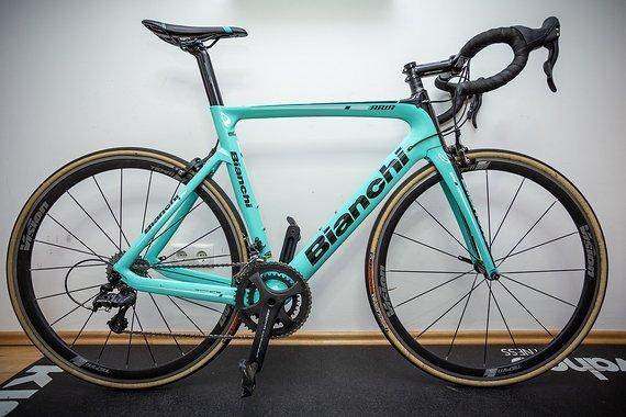 Bianchi Aria 2018