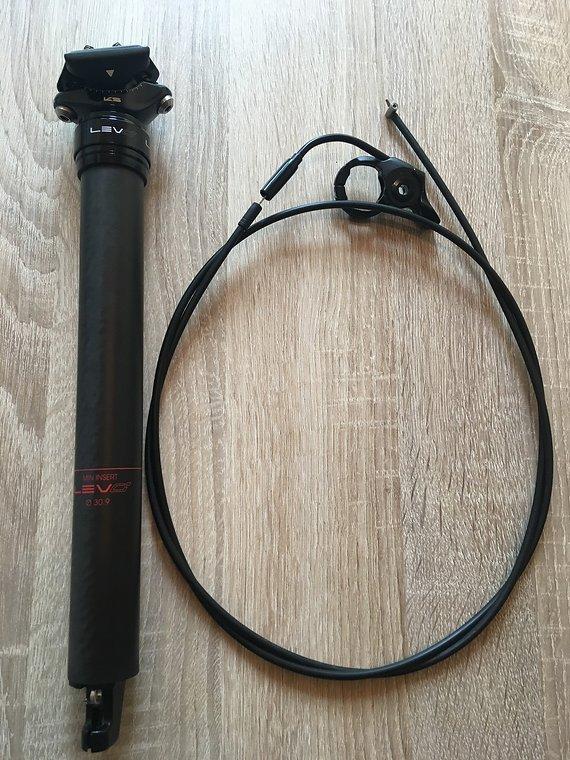 Kind Shock Lev CI Carbon, 100mm, 30,9mm