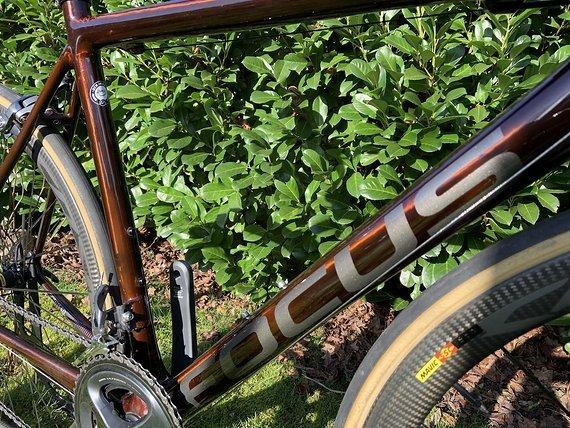 Focus Unikat: Izalco Max RH54 in tinted braun