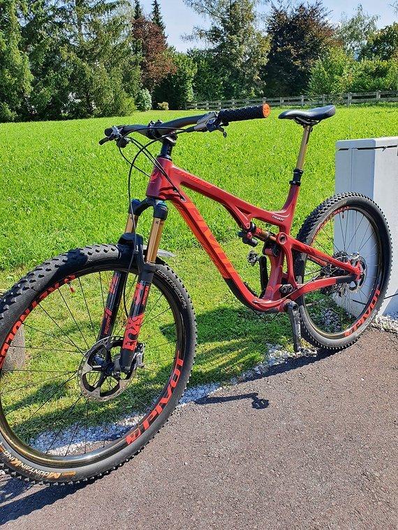 Pivot Cycles(Achtung Preißsenkung) Trail 429,XTR Team 2019, Neuwertig(NP.10250€)