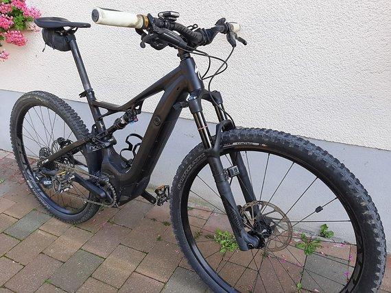 Specialized Levo FSR ST CE 29 Black