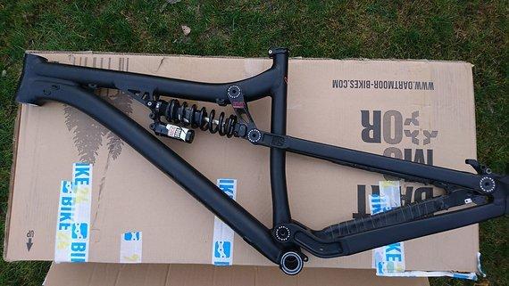 Ns Soda EVO, RS Vivid R2C Coil, 160mm - 180mm, 650B