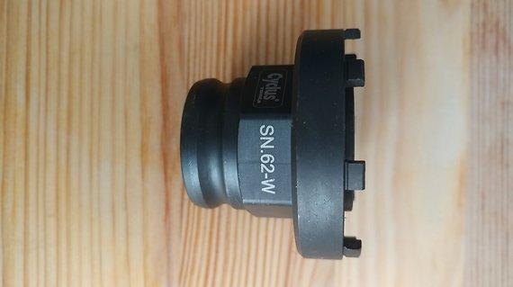 Cyclus Tools SN.62-W snap.in Abzieher für Verschlussmutter / Locknut an Spider für Bosch Motor Active / Performance Line