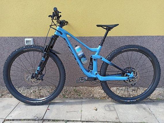 Scott 2020 Genius 920 carbon size S