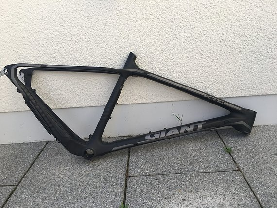Giant XTC Advanced SL 27.5 Carbon Rahmen