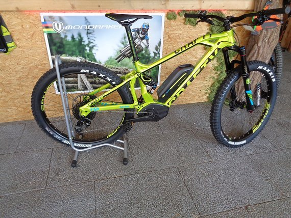 Mondraker E-Bike Crafty R+