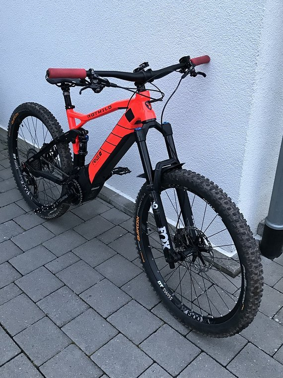 Rotwild Re+ Pro 2019 M enduro / Freeride/ Downhill