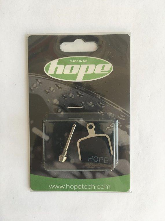 Hope Race X2 Standard Bremsbeläge (Alu) Neu & OVP