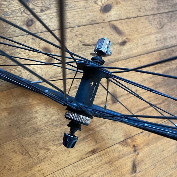 Shimano Cube System Wheel CSW 2.7 650B SP 15mm/142mm