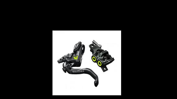 Magura MT7 Bremsenset plus Storm HC Scheiben 203mm VR+HR