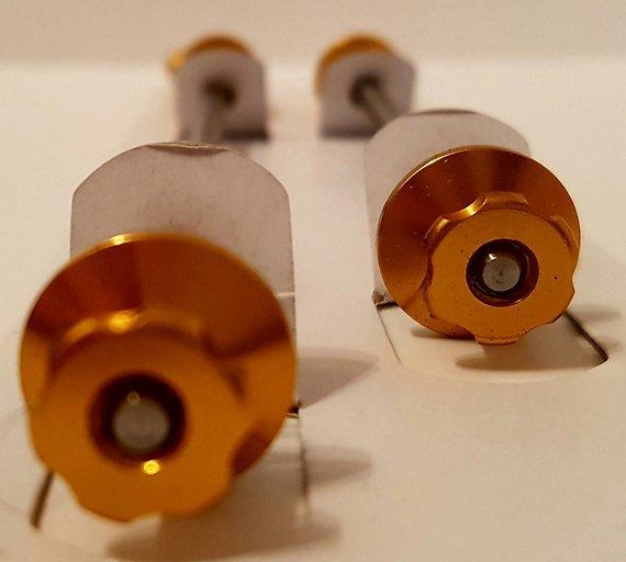 cyconsult® 5mm Schnellspann Achse Set / Quick Release Skewer