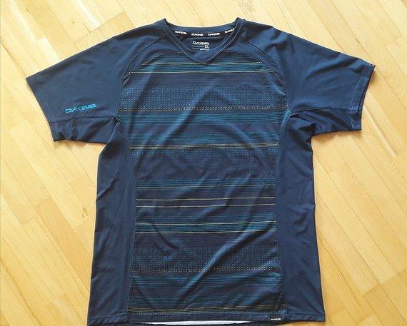 Dakine Shirt Xl Neuwertig! blau/schwarz