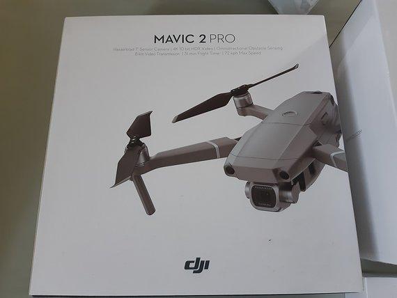 DJI Mavic 2 Pro  Combo - Neu